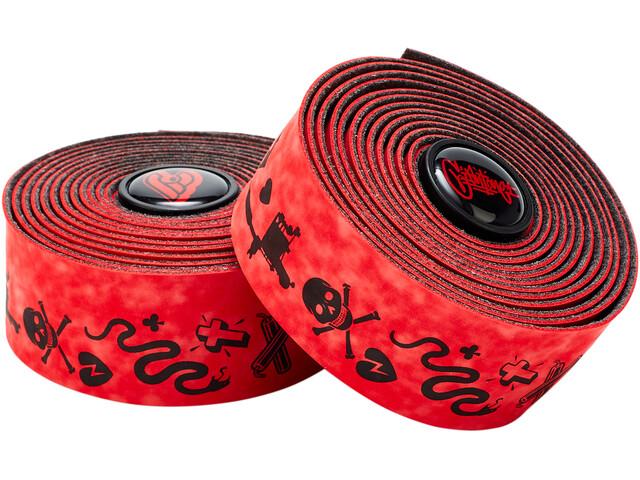 Cinelli Mike Giant Velvet Stuurlint, red